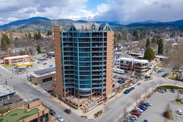 701 E Front Ave #5A, Coeur d'Alene, ID 83814 (#20-2604) :: Five Star Real Estate Group