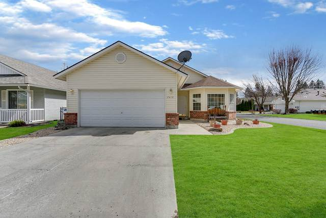 2410 N Settlement Trl, Post Falls, ID 83854 (#20-2780) :: Kerry Green Real Estate