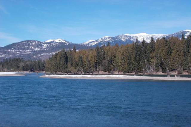 Lot 5 Derr Island Road, Clark Fork, ID 83811 (#20-2816) :: Chad Salsbury Group