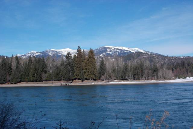 Lot 4 Derr Island Road, Clark Fork, ID 83811 (#20-2822) :: Chad Salsbury Group