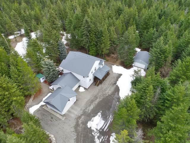 5027 W Ghost Rider Rd, Spirit Lake, ID 83869 (#20-2857) :: Link Properties Group