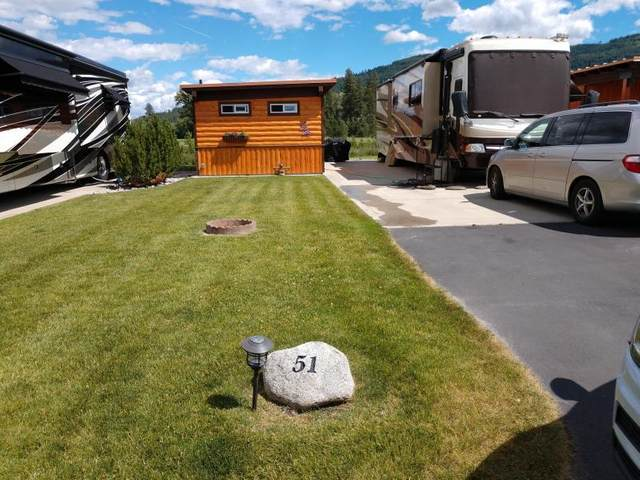 51 Sand Trap Ln, Blanchard, ID 83804 (#20-2883) :: Team Brown Realty