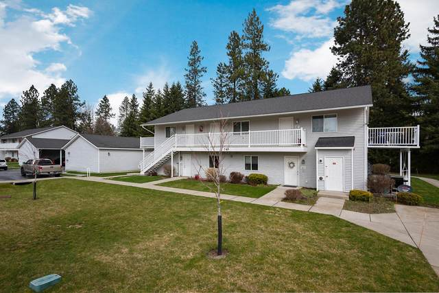 743 E Whispering Pines Ln #22, Coeur d'Alene, ID 83815 (#20-2886) :: Mall Realty Group