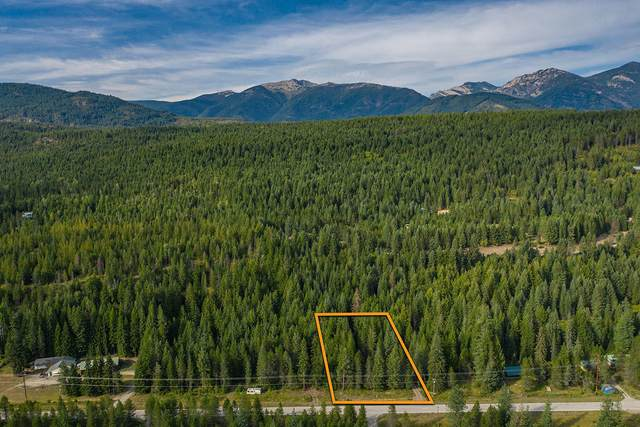 Lot 14, Highway 200, Clark Fork, ID 83811 (#20-2925) :: Keller Williams Realty Coeur d' Alene
