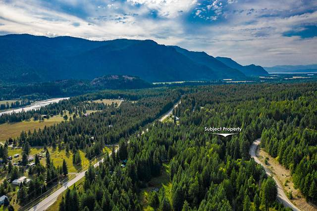 Lots 13&14 Bear Claw Road, Clark Fork, ID 83811 (#20-2931) :: Keller Williams Realty Coeur d' Alene