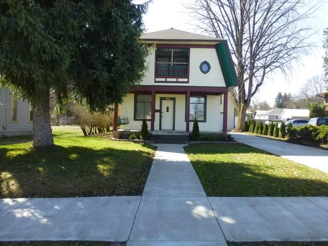 1212 E Front Ave, Coeur d'Alene, ID 83814 (#20-3027) :: Keller Williams Realty Coeur d' Alene