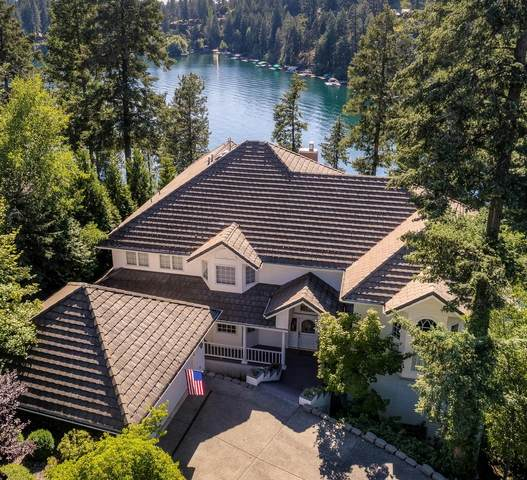 2929 E Point Hayden Dr, Hayden Lake, ID 83835 (#20-3605) :: ExSell Realty Group