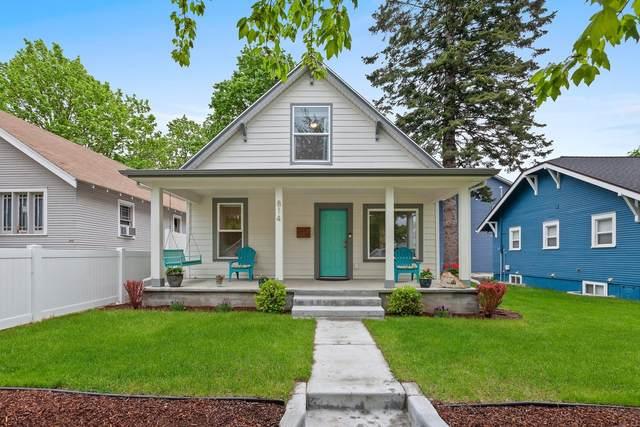 814 N 3rd Street, Coeur d'Alene, ID 83814 (#20-4366) :: Kerry Green Real Estate