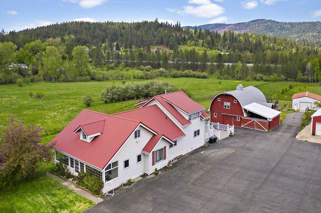 42297 Silver Valley Rd, Kingston, ID 83839 (#20-4408) :: ExSell Realty Group