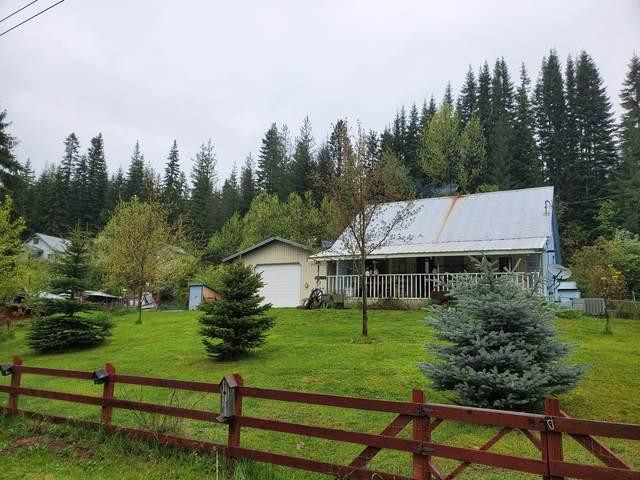 6113 Prichard Creek St, Murray, ID 83874 (#20-4448) :: Flerchinger Realty Group - Keller Williams Realty Coeur d'Alene