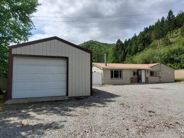 261 A Elk Creek Rd., Kellogg, ID 83837 (#20-4511) :: Team Brown Realty