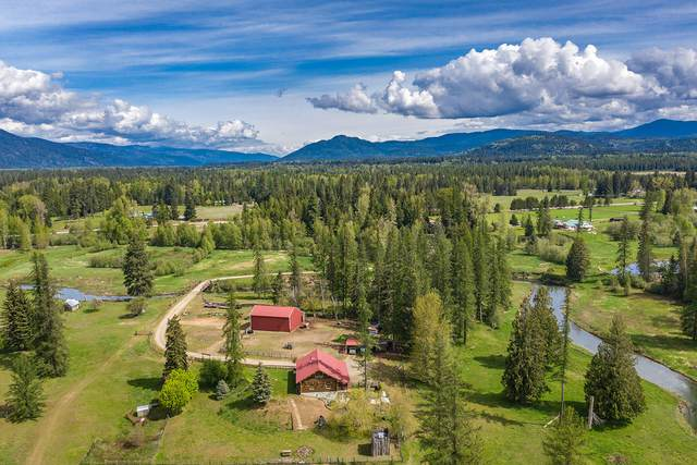 3622 Colburn Culver Rd, Sandpoint, ID 83864 (#20-4518) :: Prime Real Estate Group