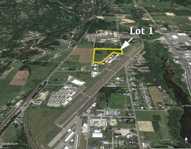 Lot 1 Otter St, Sandpoint, ID 83864 (#20-457) :: Team Brown Realty