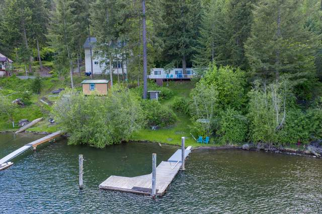 62650 S Powderhorn Bay Rd, Harrison, ID 83833 (#20-4660) :: ExSell Realty Group