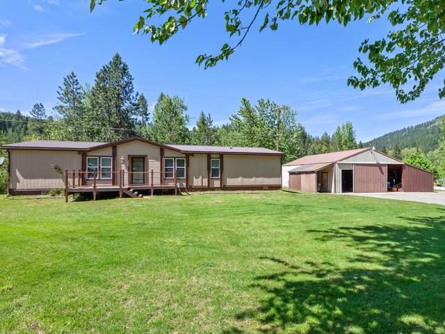 88 Barker Loop, Pinehurst, ID 83850 (#20-4785) :: Keller Williams Realty Coeur d' Alene