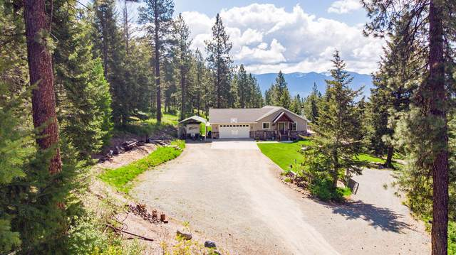 799 Grouse Hill Rd, Bonners Ferry, ID 83805 (#20-4856) :: Mandy Kapton | Windermere