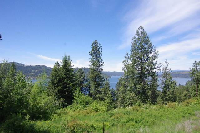 Lot13 Blk2 Promontory Rd, Harrison, ID 83833 (#20-4876) :: CDA Home Finder