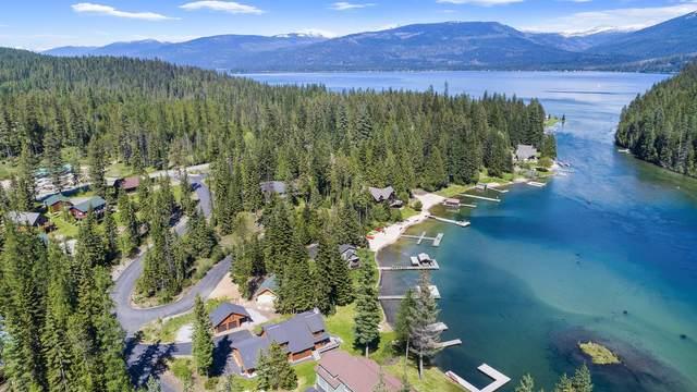 121 Match Bay Rd, Priest Lake, ID 83856 (#20-4930) :: CDA Home Finder