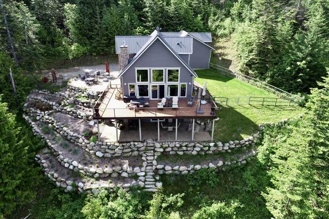 10274 S Caribou Ridge Rd, Harrison, ID 83833 (#20-4974) :: Embrace Realty Group