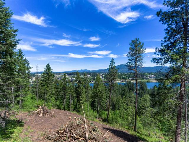 Lot C Lakeview Heights Dr, Coeur d'Alene, ID 83814 (#20-5039) :: Keller Williams CDA
