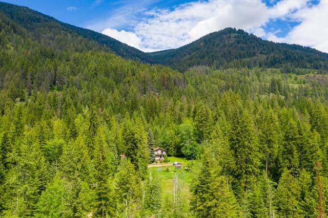 989 Cascade Creek Rd, Clark Fork, ID 83811 (#20-5078) :: Keller Williams Realty Coeur d' Alene