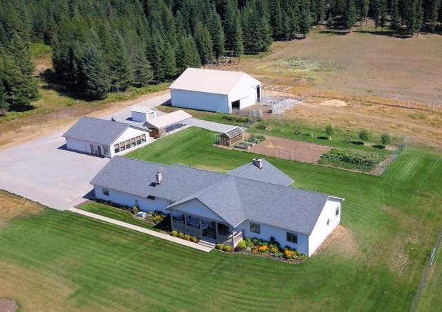 828 W Fork Eagle Creek Rd, Wallace, ID 83873 (#20-540) :: Five Star Real Estate Group