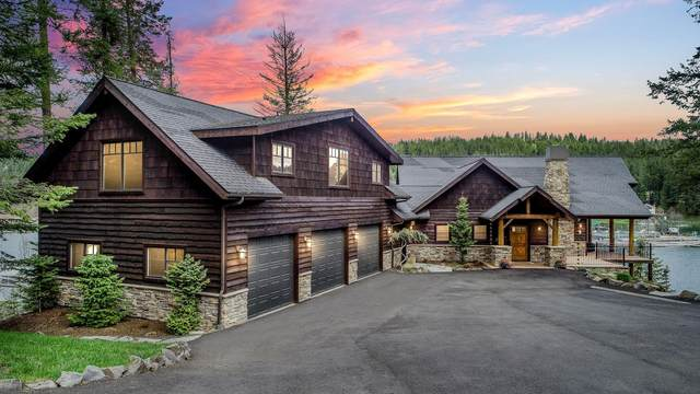 18206 S Woodland Shores Dr, Coeur d'Alene, ID 83814 (#20-5522) :: ExSell Realty Group