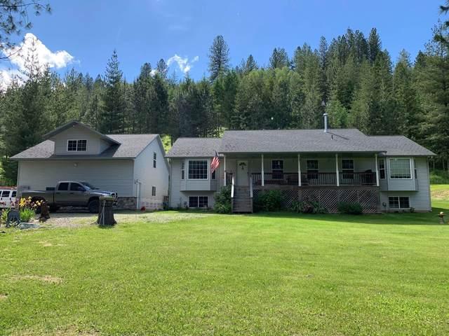 554 Weir Gulch Rd, Pinehurst, ID 83850 (#20-5861) :: Keller Williams Realty Coeur d' Alene