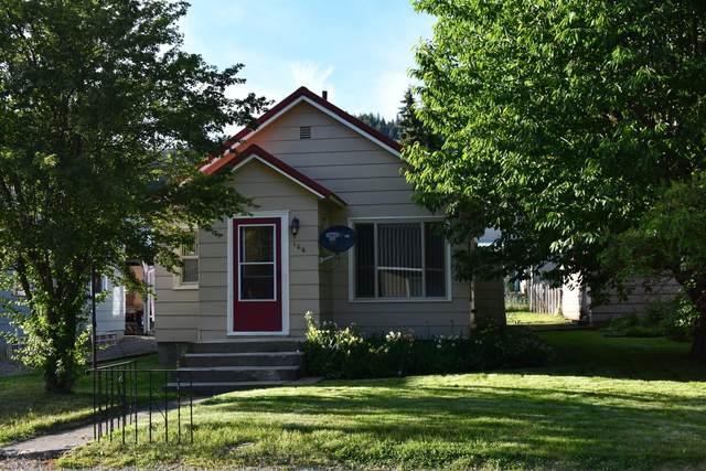106 W Second St, Silverton, ID 83867 (#20-5969) :: Keller Williams Realty Coeur d' Alene