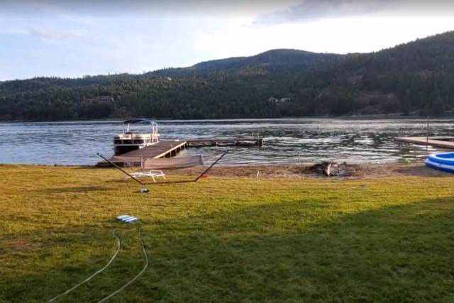 62 W Shore Dr, Priest River, ID 83856 (#20-603) :: Chad Salsbury Group