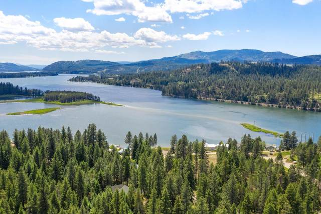 Lot 5 Swan Shores Drive, Sagle, ID 83860 (#20-6040) :: Northwest Professional Real Estate