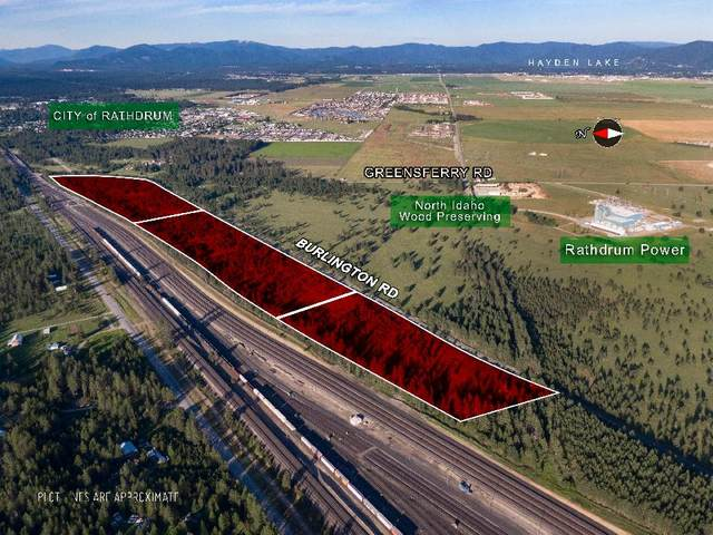 NNA W Burlington Rd., Rathdrum, ID 83858 (#20-6073) :: Prime Real Estate Group