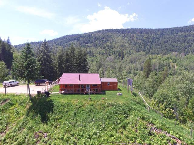 241 Castle Lane, Bonners Ferry, ID 83805 (#20-6127) :: Chad Salsbury Group