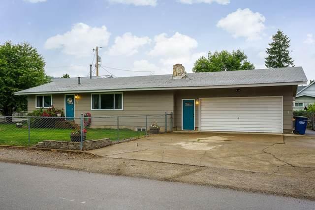 312 Woodland Dr, Pinehurst, ID 83850 (#20-6169) :: Five Star Real Estate Group