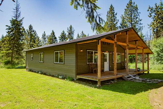 77760 Us-2, Moyie Springs, ID 83845 (#20-6172) :: Chad Salsbury Group