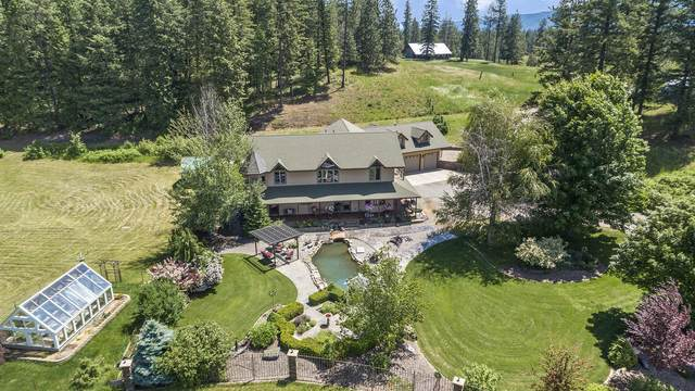 615 Freeman Lake Rd, Oldtown, ID 83822 (#20-6234) :: Northwest Professional Real Estate