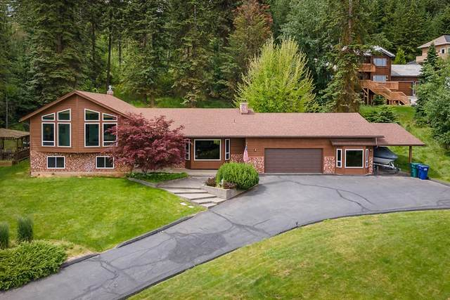 3288 E Lookout Drive, Coeur d'Alene, ID 83815 (#20-6250) :: Kerry Green Real Estate