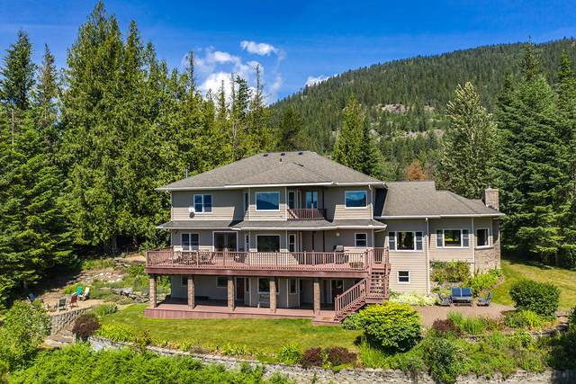 158 Garnet Rd, Sandpoint, ID 83864 (#20-6266) :: Flerchinger Realty Group - Keller Williams Realty Coeur d'Alene