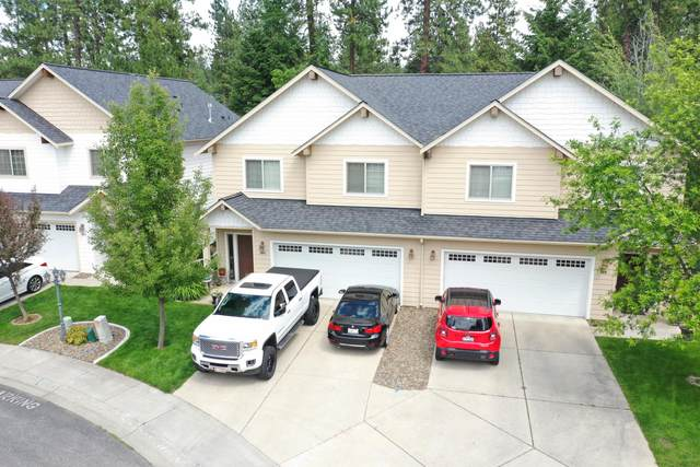 1001 W Willow Lake Loop, Coeur d'Alene, ID 83815 (#20-6272) :: Prime Real Estate Group
