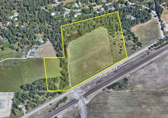 Hwy 53 And N Pleasant View Rd, Hauser, ID 83854 (#20-6386) :: Chad Salsbury Group