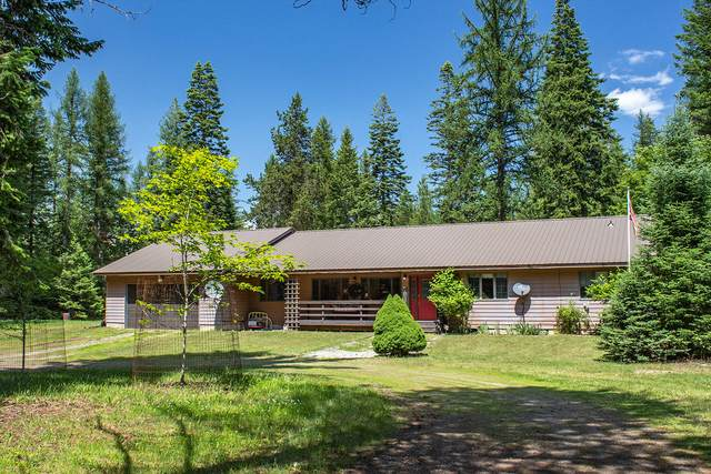 484 Gold Creek Rd, Sandpoint, ID 83864 (#20-6389) :: HergGroup Coeur D'Alene