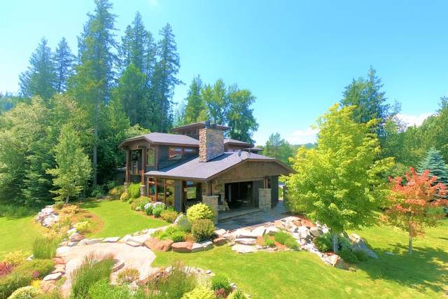 216 Clubhouse Way, Sandpoint, ID 83864 (#20-6495) :: Keller Williams Realty Coeur d' Alene