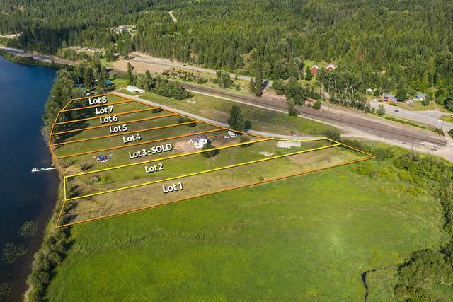 461422 Hwy 95, Lot 2, Cocolalla, ID 83813 (#20-6588) :: Mall Realty Group