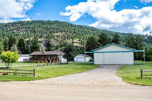 67 N River Lake Dr, Clark Fork, ID 83811 (#20-6658) :: CDA Home Finder