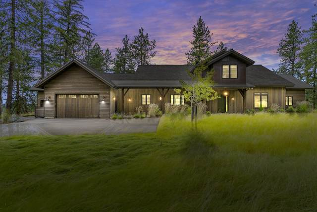 6272 S Old Barn Rd, Harrison, ID 83833 (#20-7462) :: Team Brown Realty