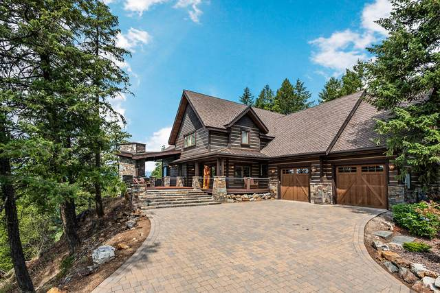 928 S Idaho Club Dr, Sandpoint, ID 83864 (#20-7563) :: Team Brown Realty