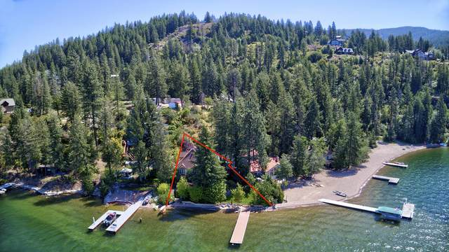 49 Sandy Cove, Sagle, ID 83860 (#20-7774) :: Amazing Home Network
