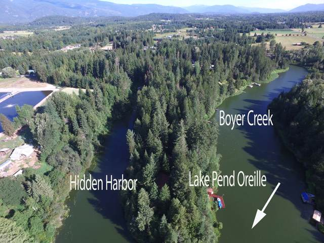 Lt 4 Blk 2 W Hidden Harbor Ln, Sandpoint, ID 83864 (#20-7779) :: Prime Real Estate Group