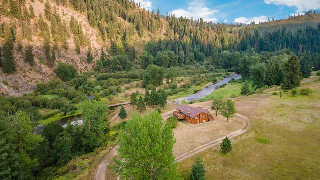 9200 St. Maries River Rd, St. Maries, ID 83861 (#20-8517) :: Team Brown Realty