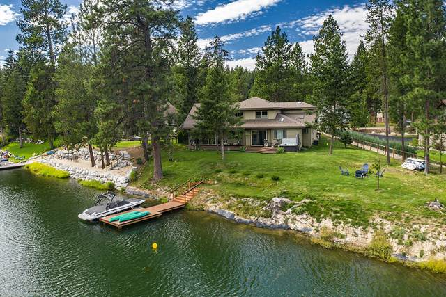 263 Buck Run, Sagle, ID 83860 (#20-8893) :: Keller Williams Realty Coeur d' Alene